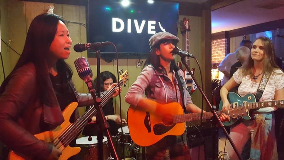 Dive Bar - DC