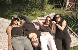 St.P, YY, MJ & Roz