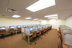 West Chester University computer lab