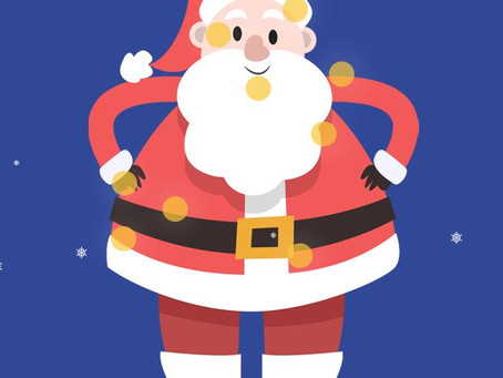 Father Christmas' Festive DOs and DON'Ts