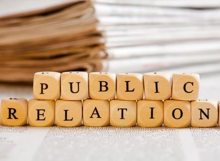 Garnet PR Top Five... benefits of PR to your business