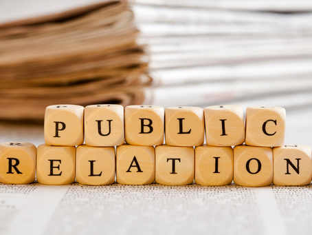 Garnet PR Top Five... benefits of PR to your business