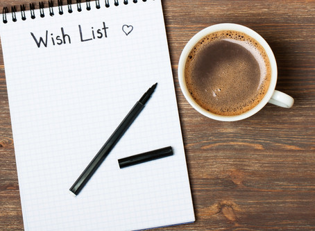 How to create your media wish list