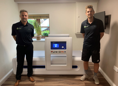 Pioneering new health therapy arrives in Bournemouth