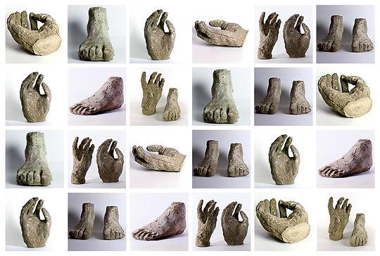 Sculptures de Julien Marolf