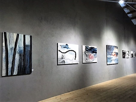 Expo Jean-Michel Jaquet et Oliver Schneider_Galerie ContreContre