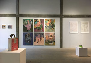 Expo Loye-de Bernardis_Galerie_ContreCon