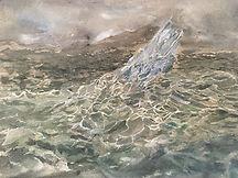 Intervalles-2008-Huile-sur-toile-40x50cm