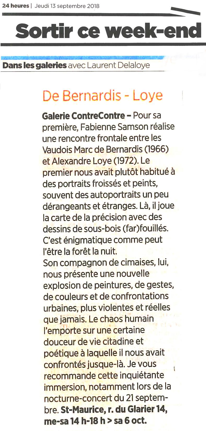 Laurent Delaloye - 24Heures