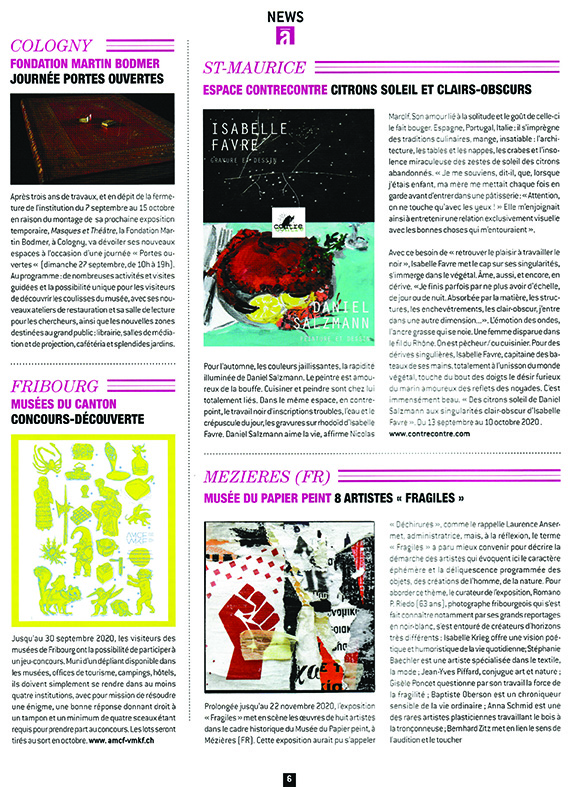 Accrochages magazine N°220