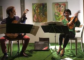 Dimitar Ivanov & Valérie Bernard_Galerie