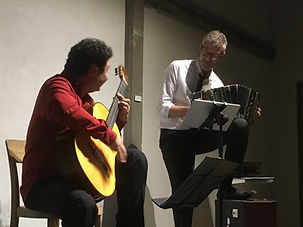 George Vassilev et Stéphane Chapuis