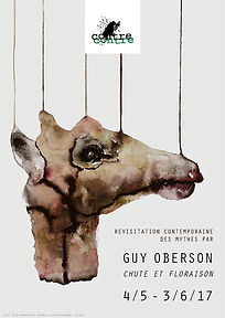 Expo_Guy Oberson_Galerie ContreContre.jp