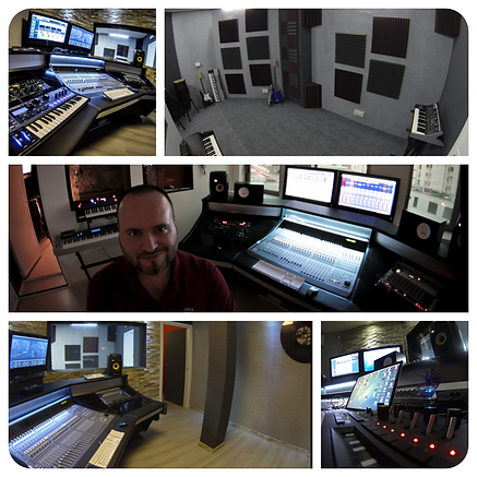 Corso di tecnico del suono a Roma - corso fonico a Roma - corso tecnico del suono on line - corso audio professionale a Roma - Studio di registrazione a Roma