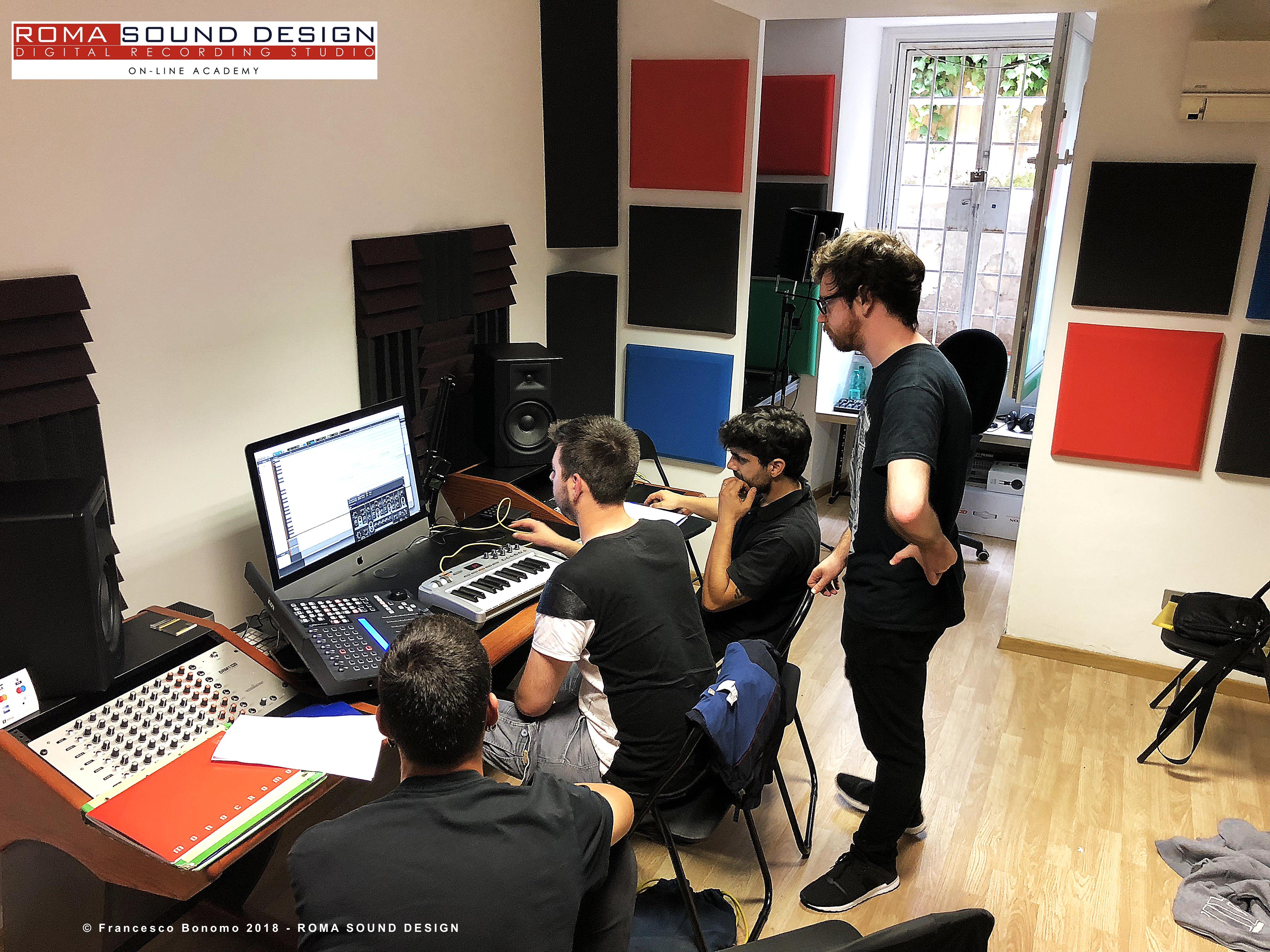 Classe Tecnico del suono 2 Copyright