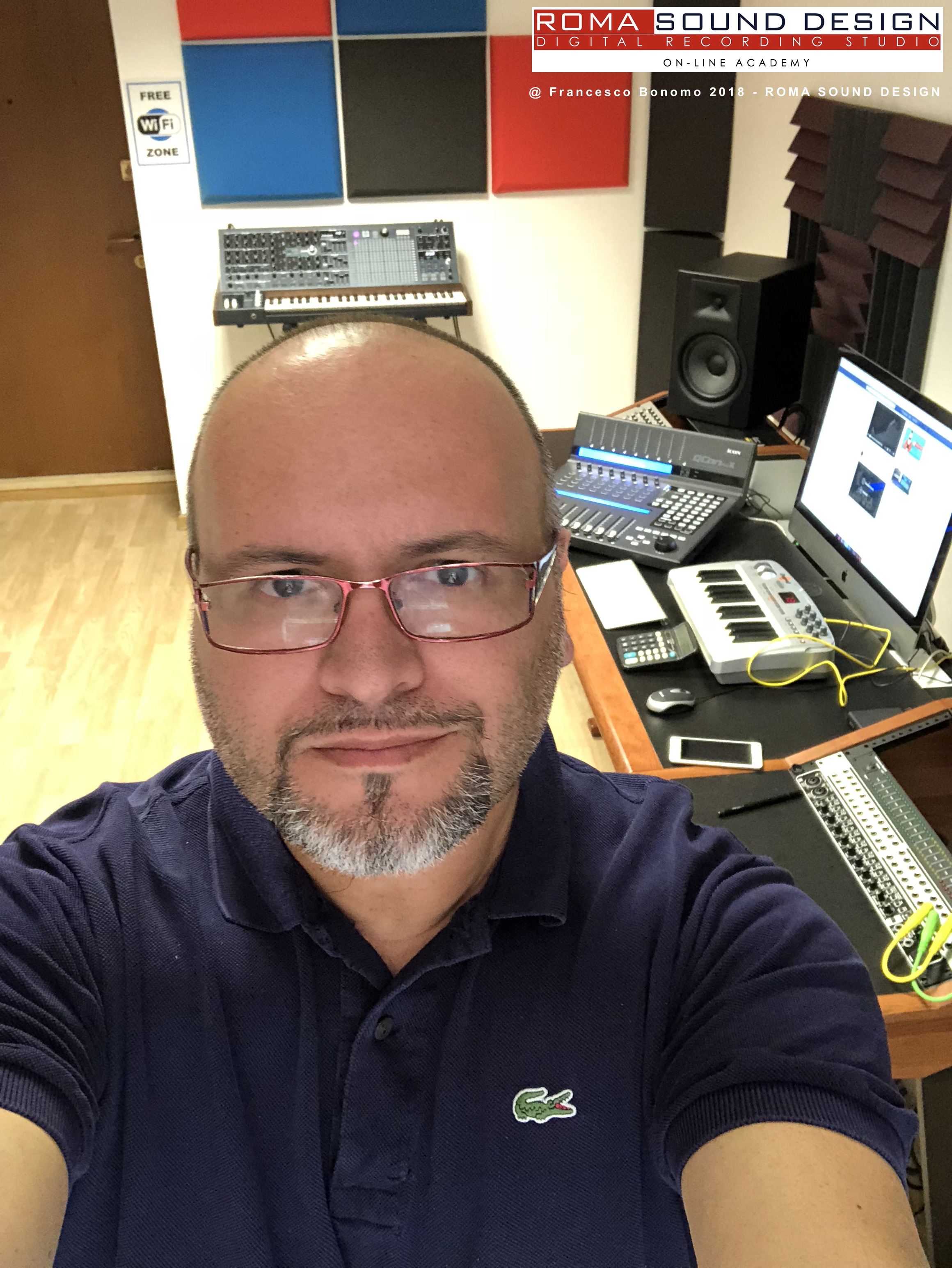 Francesco Bonomo CEO RSD