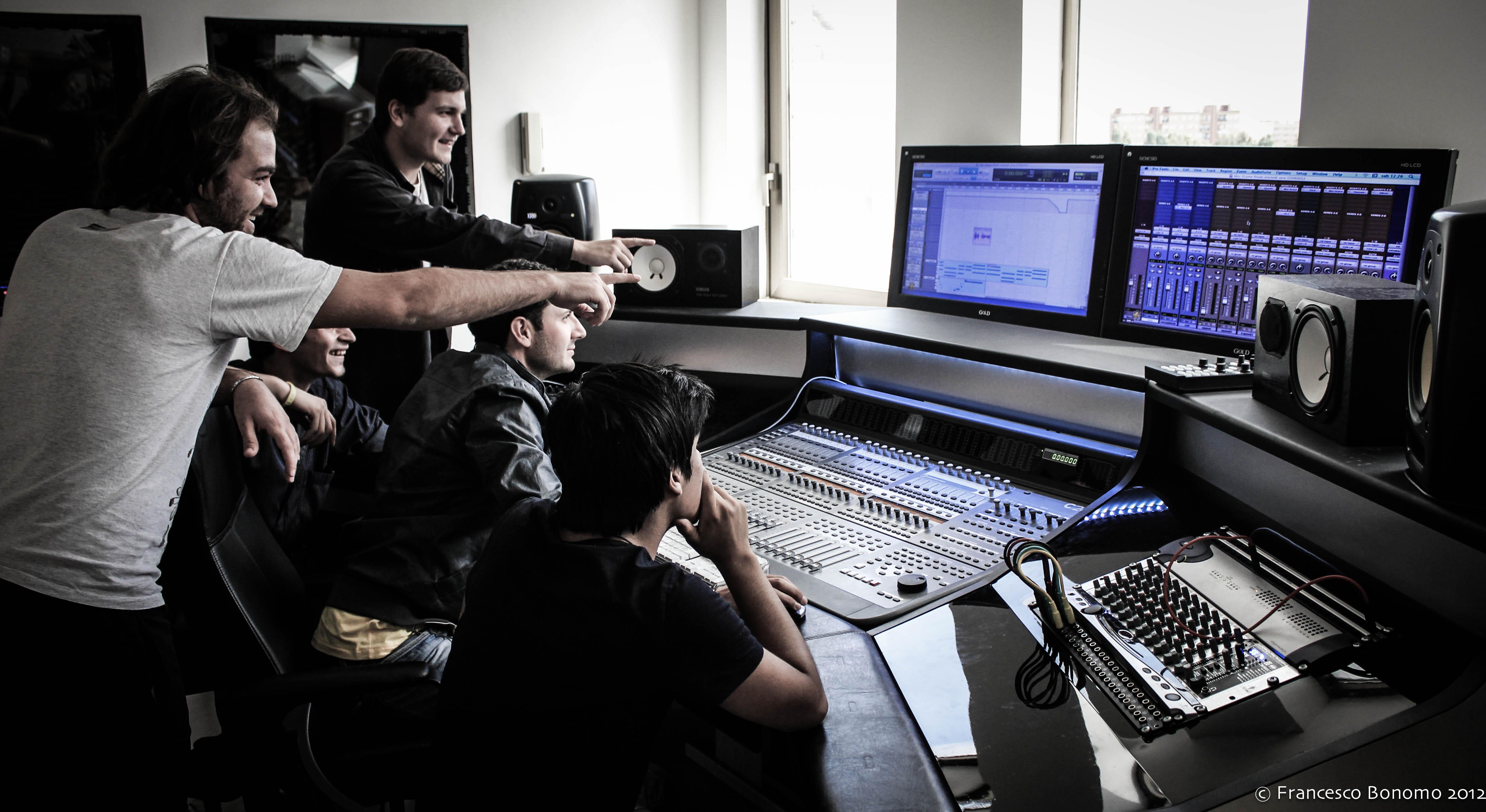 Tecnici del suono 3
