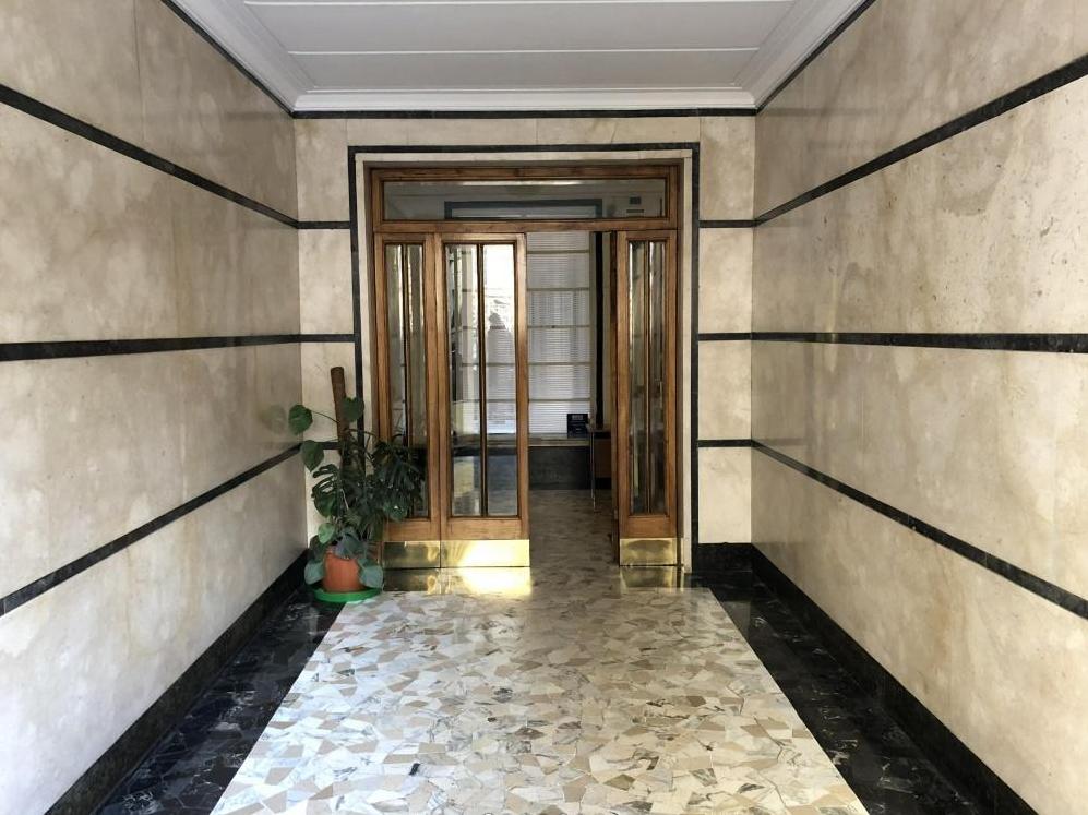 Portone ingresso ROMA SOUND DESIGN