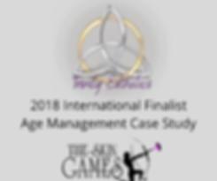 2018 International Finalist Age Manageme