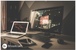 איך לחזק את הנוכחות שלכם ברשת האינטרנט -  ברודקאסט