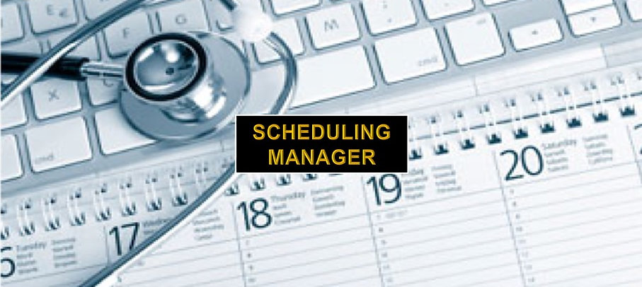 UNITY Scheduling Manager Module.png
