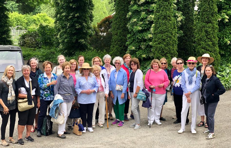 The Garden Club Group!