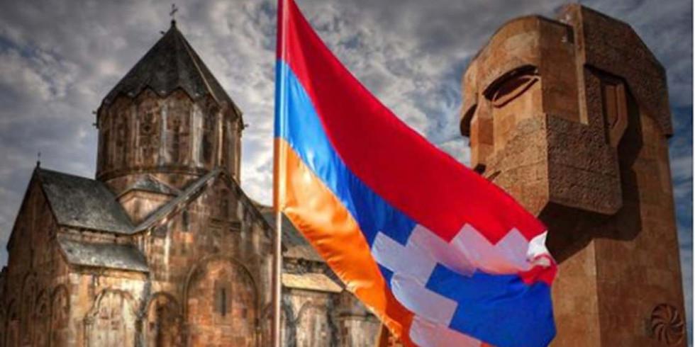Prayer Vigil for Artsakh at St. Vartan
