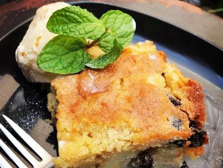 アイルランドの林檎ケーキ