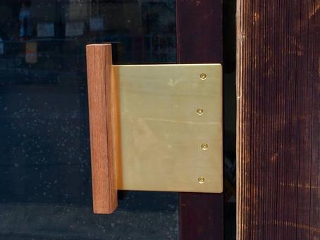 新しいドア