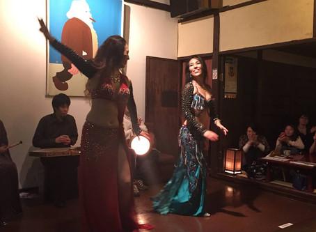 """""""Turkish Delight vol.2"""" 「トルコ音楽とオリエンタルベリーダンス」"""