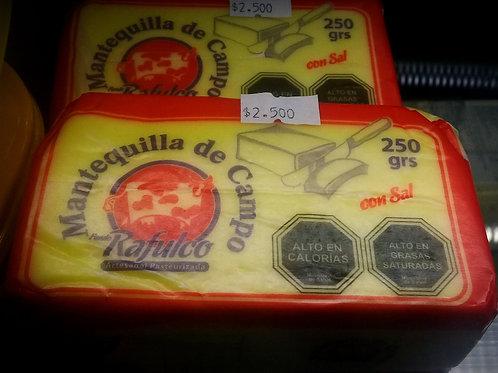 Mantequilla de Campo Rafulco