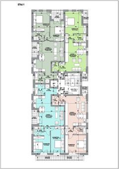 Planuri etajul 1