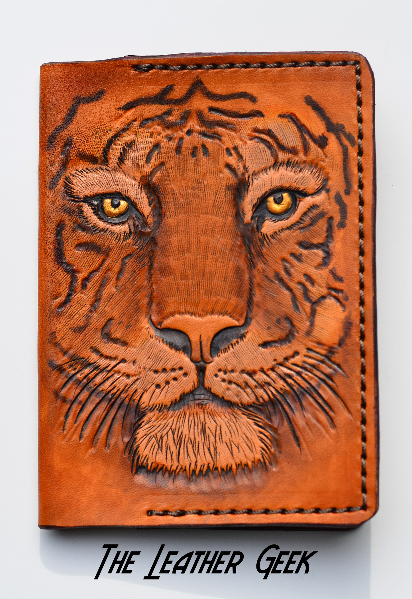 Tiger Passport Cover