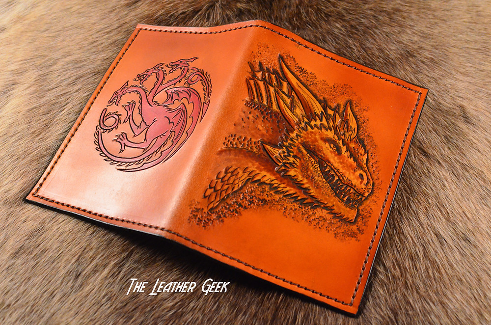 Leather Geek Daenerys Targaryen Journal