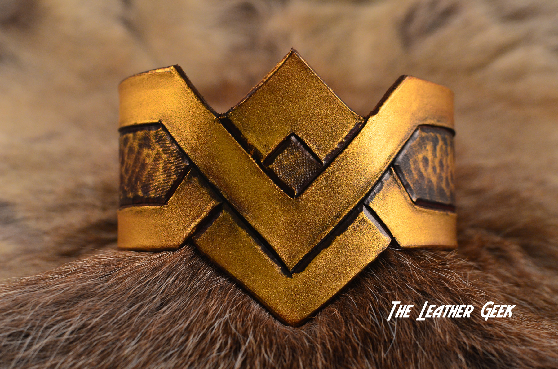 Wonder Woman armor armband