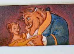 Beauty and the Beast Cuff
