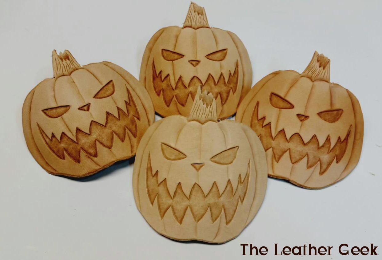 Pumpkin King Barrette