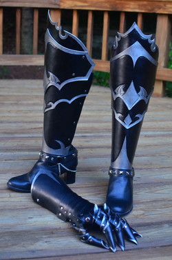 Warhammer 40k Commissar Boots
