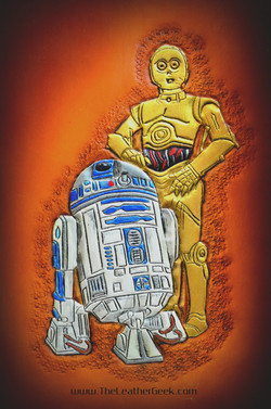 R2-D2 and C-3PO Journal