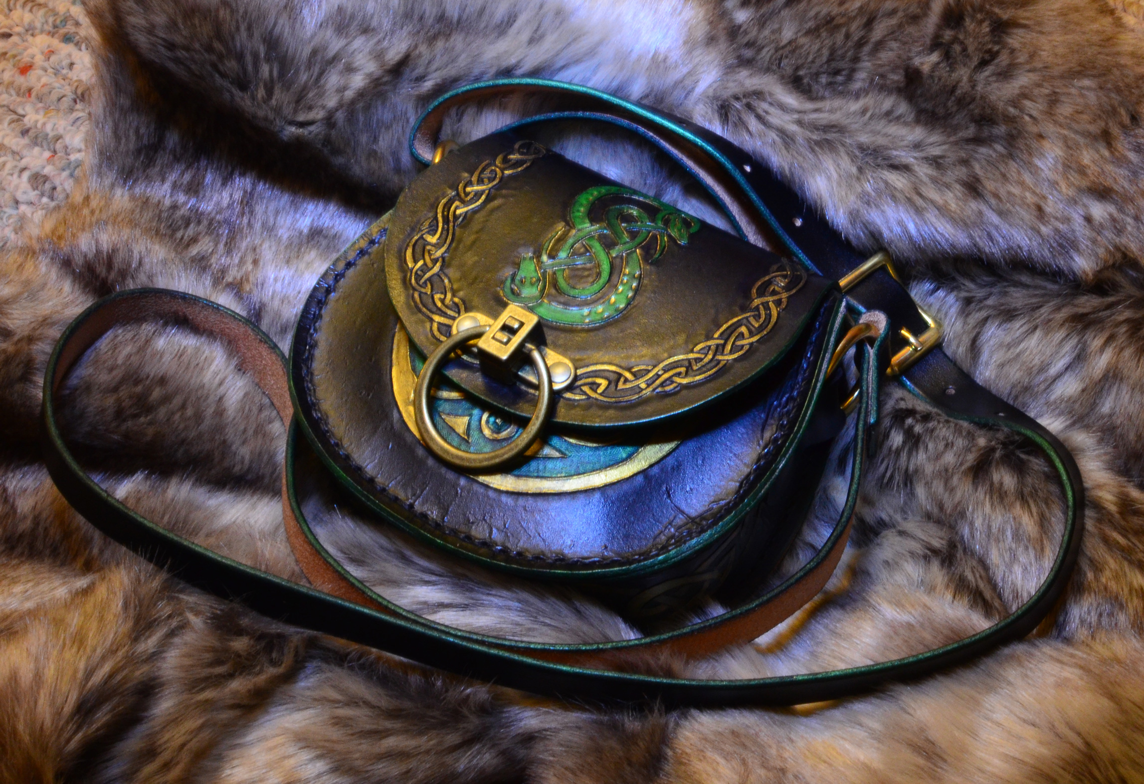 Loki Bag with Strap