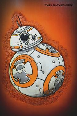 Star Wars BB-8 Droid journal