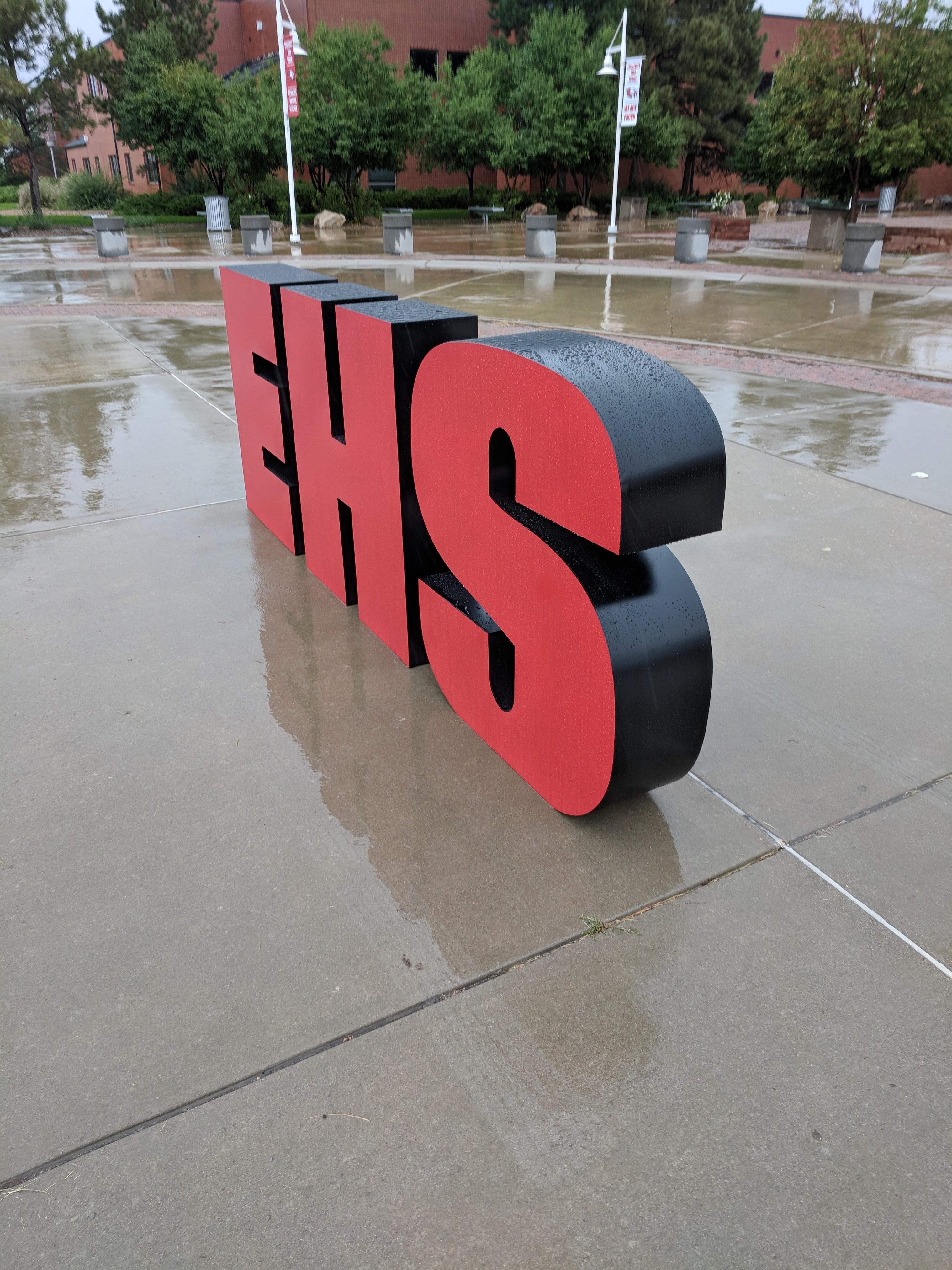 EHS Sign 2