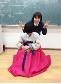 山形韓国語教室「サランハングル」
