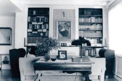 Salón_de_la_casa_de_Coderch_RecordandoACoderch_©Archivo_Coderch