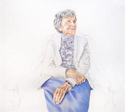 Magda - Oil 11.5 x 15.5