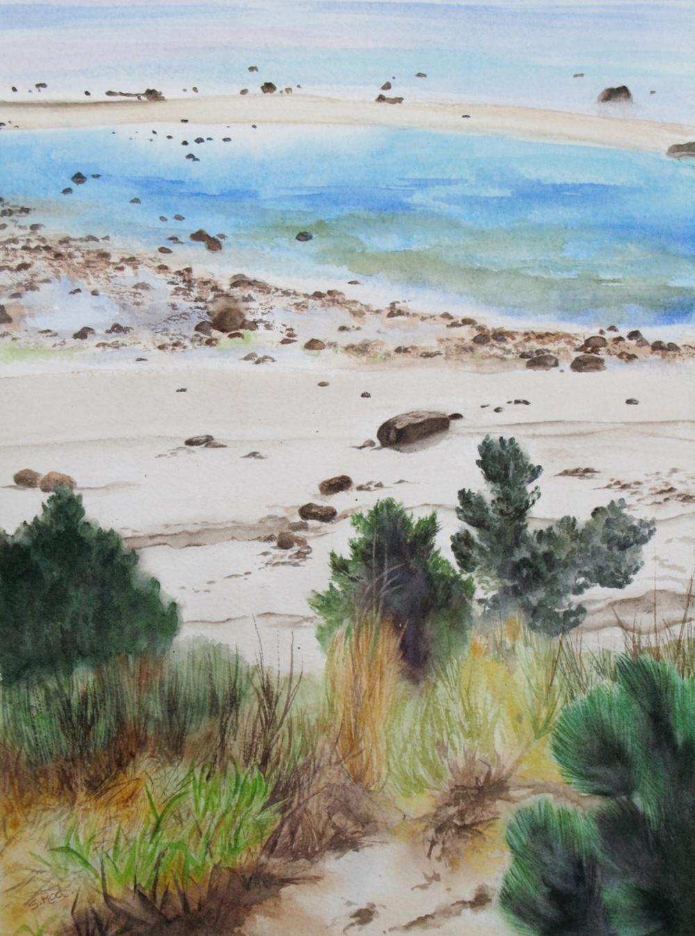 Savery Beach