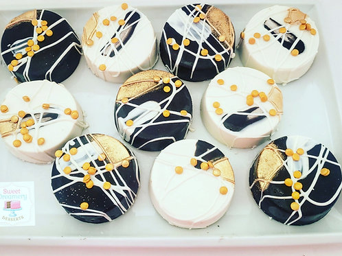 Hey Fancy Collection Chocolate Covered Oreos