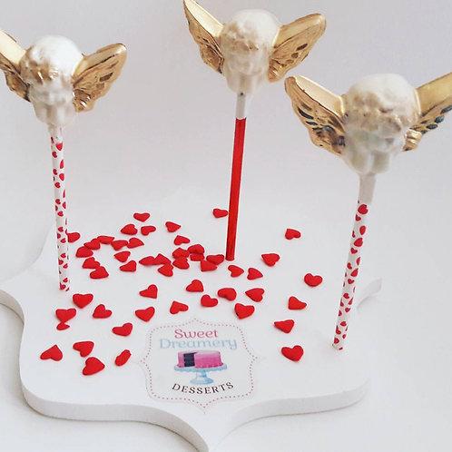 Cherub lollipops