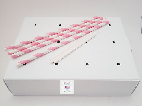 Cake Pop Boxes and stands