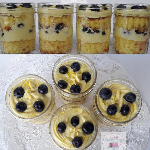 Jars of yum